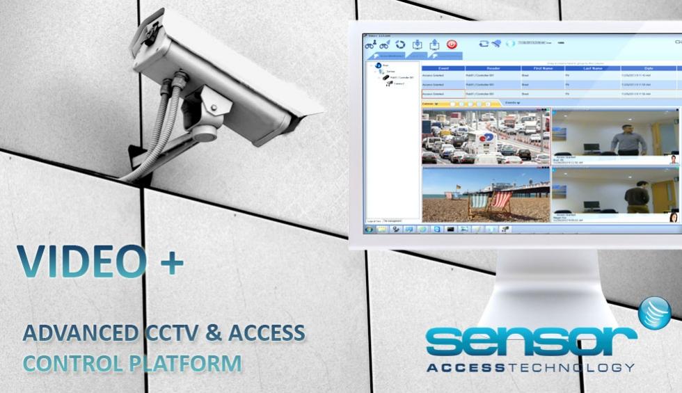 Video Plus Advanced CCTV And Access Control Platform