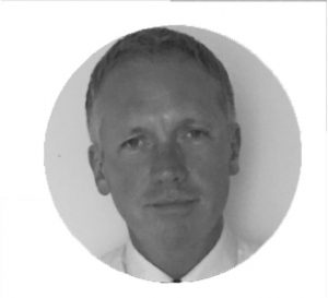 Image of our new UK & EMEA Sales Manager - Paul Barrett