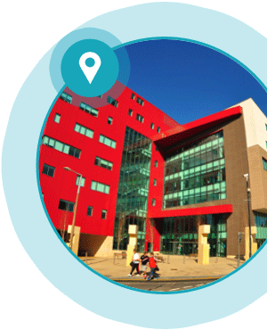 Image of the second education case study - Barnsley College, UK